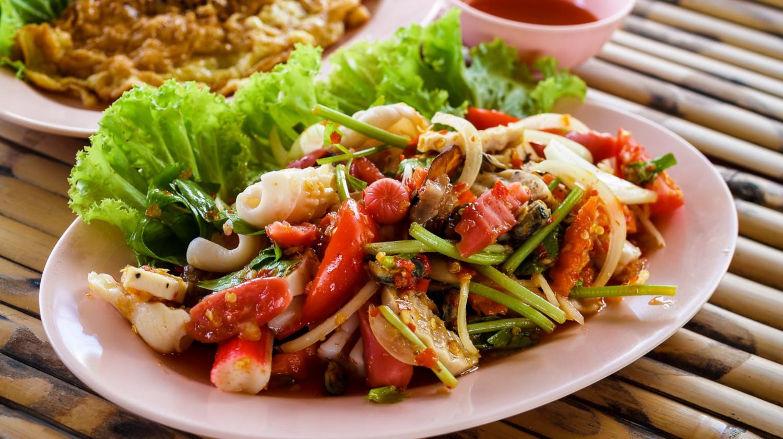 Welkom bij Chok Dee Thai